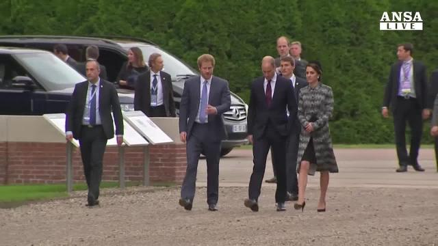 William, Harry e quell'ultima breve telefonata con Diana